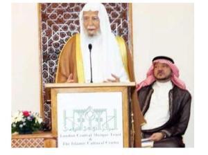 Sekjen Liga Muslim Dunia Abdullah Al-Turki