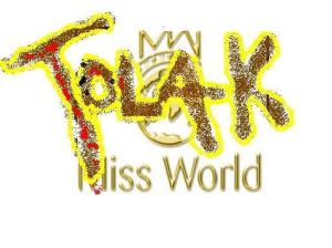 TOLAK MISS WORLD 2013